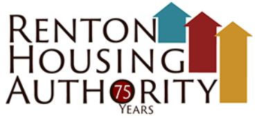 Renton Housing Authority logo