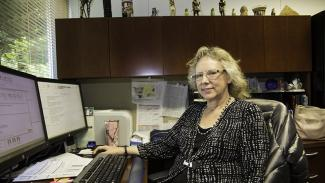 Photo of Tami Rable – Workforce Education Manager.